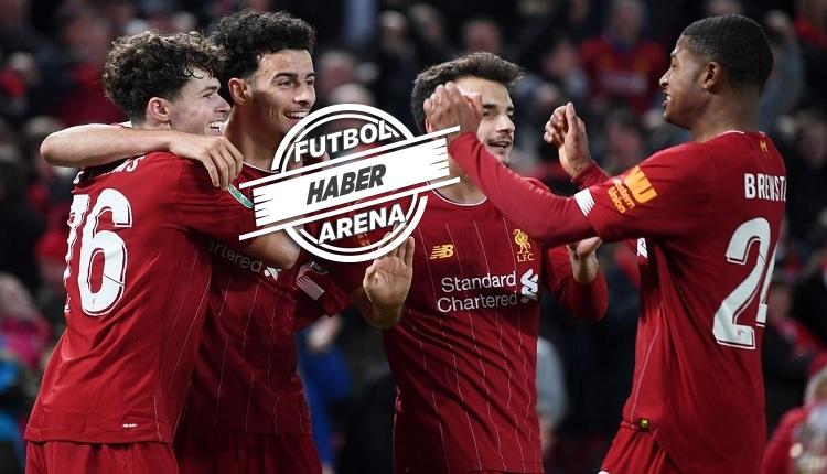 Tarihi maç! Liverpool 5-5 Arsenal özeti ve golleri (İZLE)