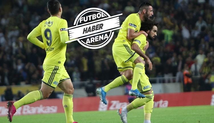 Tarsus İY 1-3 Fenerbahçe maç özeti ve golleri (İZLE)