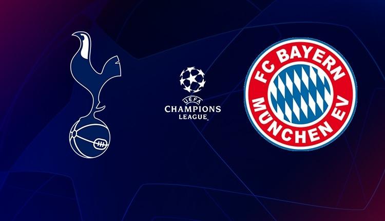 Tottenham - Bayern Münih canlı ve şifresiz izle (beIN Sports 2 İZLE)