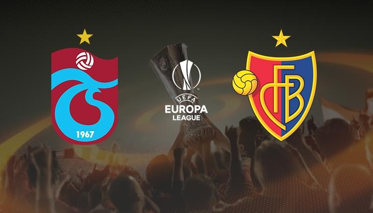 Trabzonspor - Basel canlı ve şifresiz izle (beIN Sports 1 İZLE)