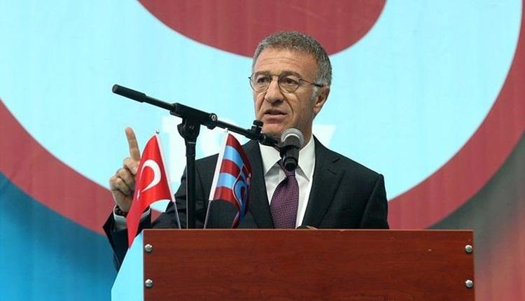 Trabzonspor Başkanı Ahmet Ağaoğlu uyardı!