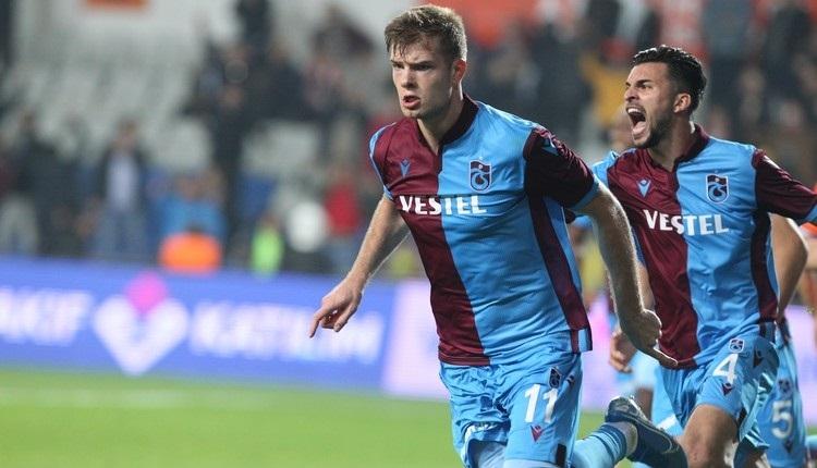 Trabzonspor, Sörloth ile kazanıyor! Norveç fırtınası