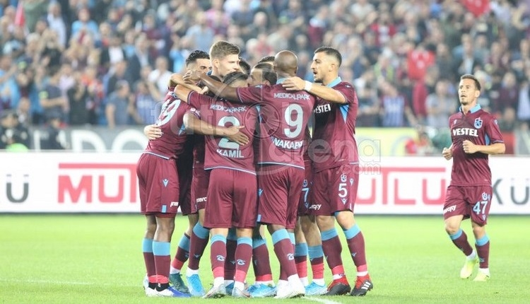 Trabzonspor'dan son 9 sezonun en iyi performansı