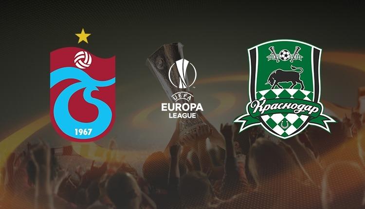 Trabzonspor-Krasnodar canlı izle, Trabzonspor-Krasnodar şifresiz İZLE (Trabzonspor-Krasnodar beIN Sports canlı ve şifresiz İZLE)