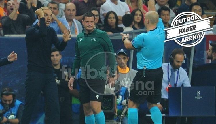 Tuchel'den Galatasaray sözleri: '2.5 metrelik adamlar gördüm'