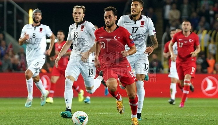 Türkiye 1-0 Arnavutluk, TRT maç özeti ve golü (İZLE)