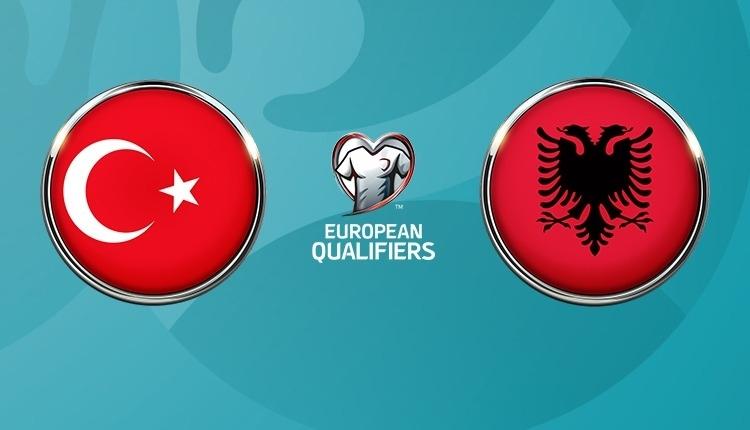 Türkiye - Arnavutluk CANLI izle, Türkiye-Arnavutluk hangi kanalda?