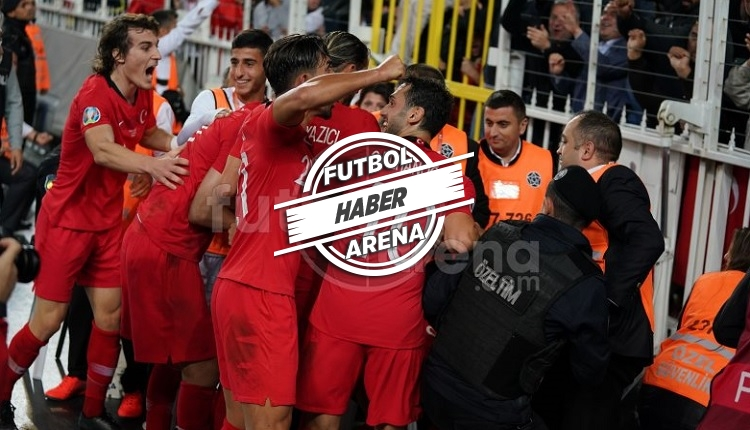 Türkiye - Arnavutluk maçı sonrası: Askerlerimiz için oynadık!
