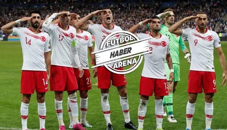 Türkiye puan durumu ve milli takımın kalan maçları