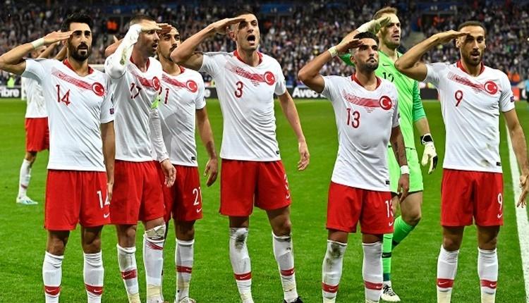 UEFA'dan asker selamı için skandal soruşturma! Resmen açıklandı