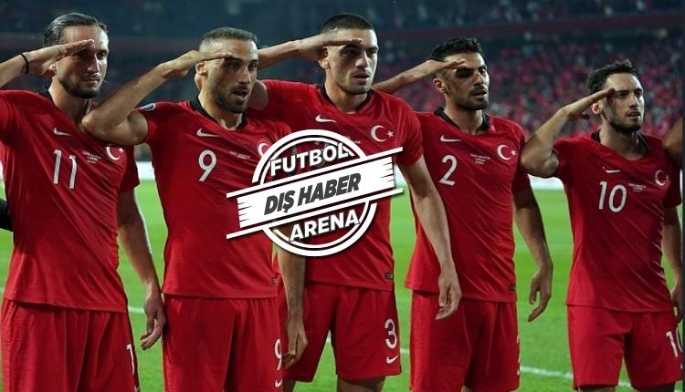 UEFA'dan asker selamı soruşturması için yeni açıklama