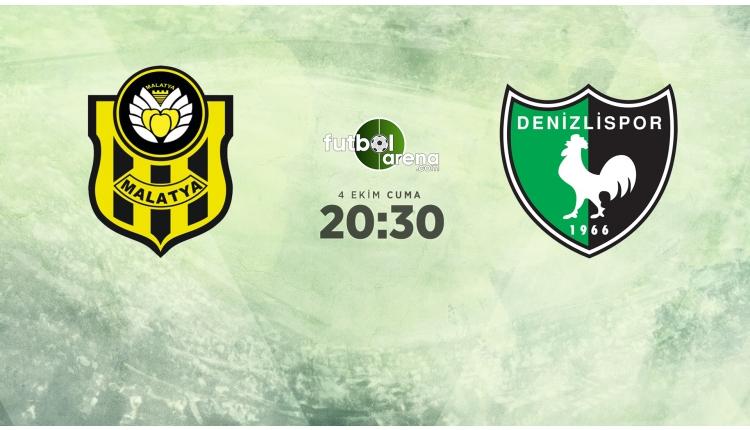 Yeni Malatyaspor - Denizlispor canlı ve şifresiz izle (beIN Sports 2 İZLE)
