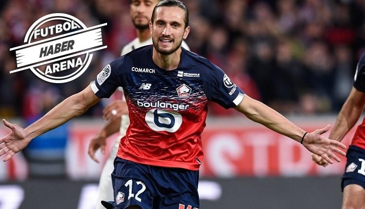 Yusuf Yazıcı'nın Lille'de 1 gol ve 2 asist (İZLE)