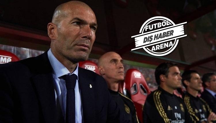 Zidane'ın kaderi Galatasaray'a bağlı! Mourinho beklemede