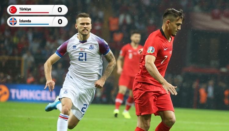 A Milli Takım, EURO 2020'de! (Türkiye 0-0 İzlanda maç özeti izle)