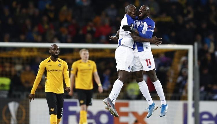Aboubakar'dan Young Boys-Porto maçında 2 gol (İZLE)