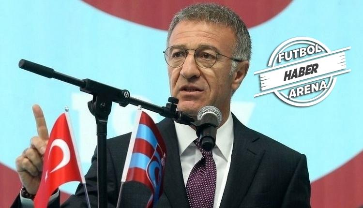 Ahmet Ağaoğlu: 'Haksız rekabet ve adaletsizlik olursa'