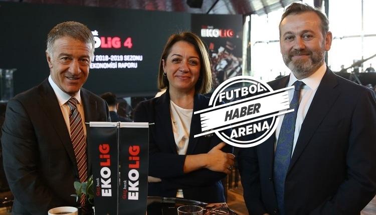 Ahmet Ağaoğlu, Trabzonspor'un gelirini açıkladı