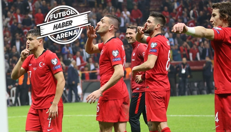 'Analarının ak sütü gibi helal olsun' Mili Takım Euro 2020'de!