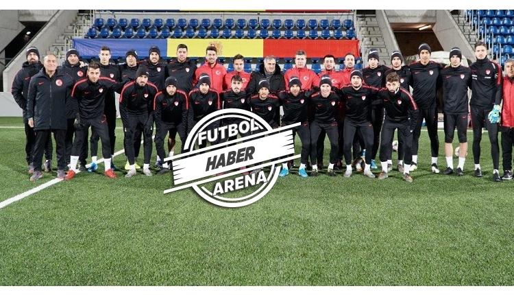 Andorra'ya 2-0 kaybettik! Tarihi şok! (U21 Andorra 2-0 Türkiye)