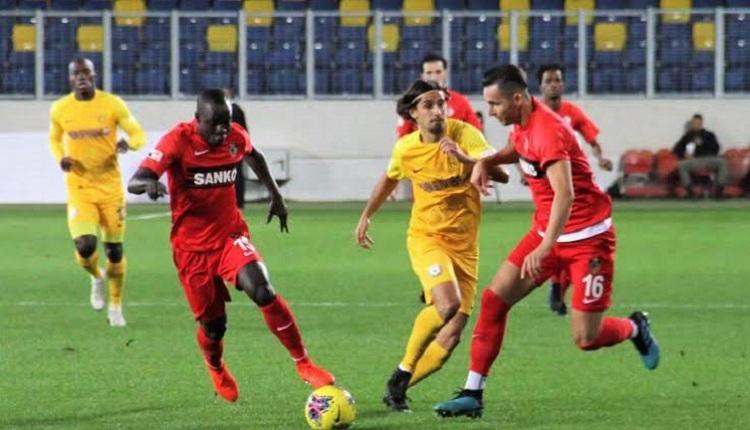 Ankaragücü 1-2 Gaziantep FK maç özeti ve golleri (İZLE)