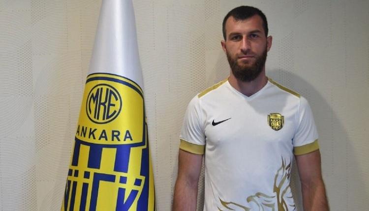 Ankaragücü'nde kayıp Sadaev'den haber var: