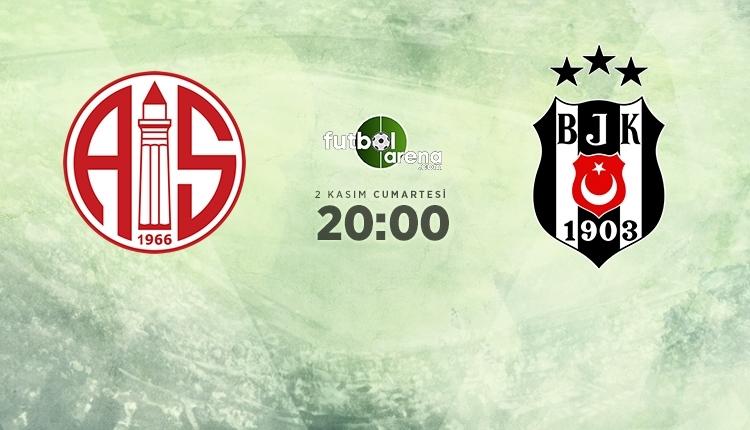Antalyaspor - Beşiktaş canlı izle, Antalyaspor-Beşiktaş şifresiz İZLE (Antalyaspor-Beşiktaş beIN Sports canlı ve şifresiz İZLE)