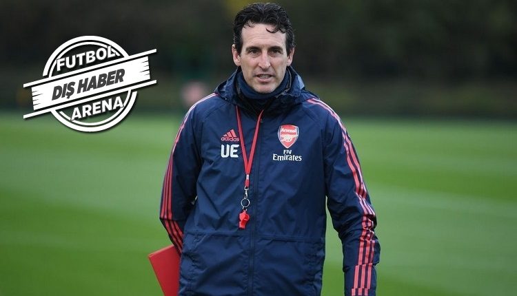 Arsenal'de Unai Emery'nin görevine son verildi