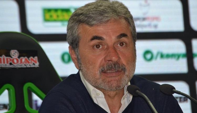 Aykut Kocaman'a göre Konyaspor'daki düşüşün nedenleri
