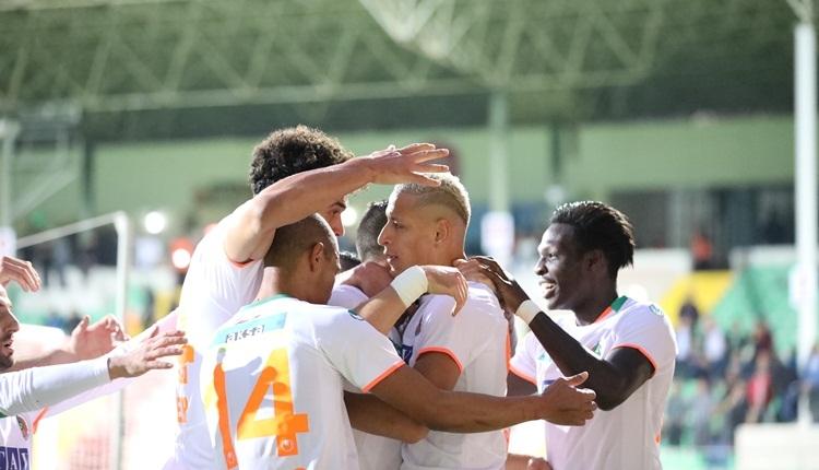 Aytemiz Alanyaspor 5-0 Ankaragücü maç özeti ve golleri (İZLE)