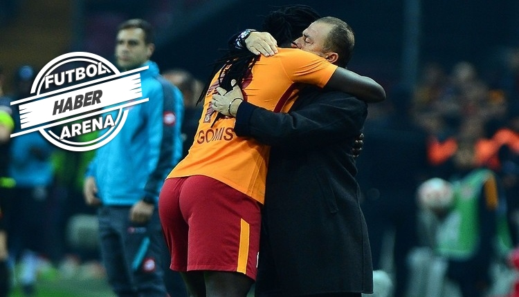 Bafetimbi Gomis'ten Galatasaray itirafı!