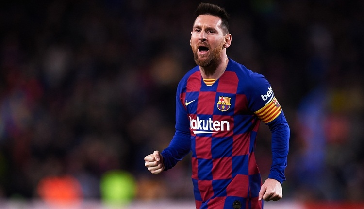 Barcelona 4-1 Celta Vigo maç özeti (Messi 3 gol izle)