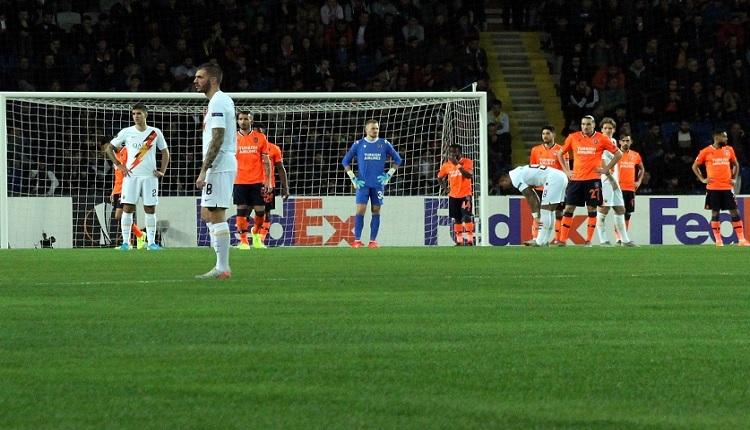 Başakşehir - Roma maçında olay! 2 kişi gözaltına alındı
