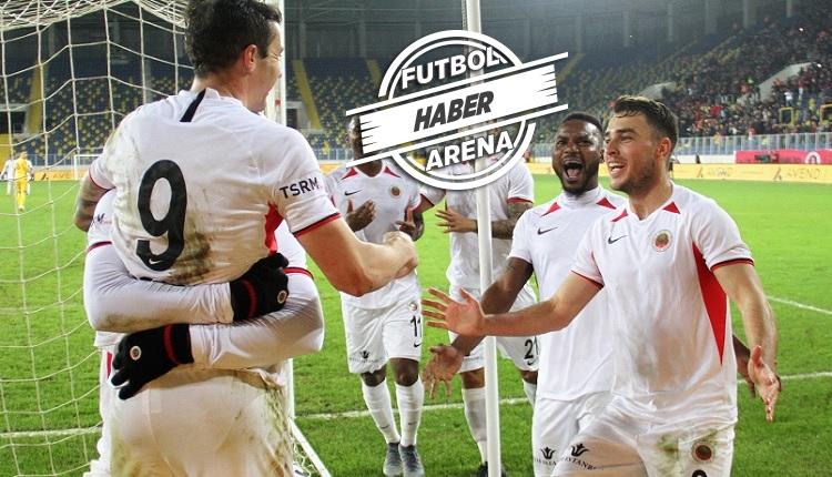 Gençlerbirliği 3-3 Yeni Malatya maç özeti ve golleri (İZLE)