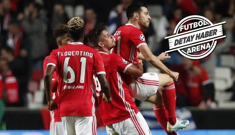 Benfica'nın son 10 yılda elde ettiği çılgın gelir