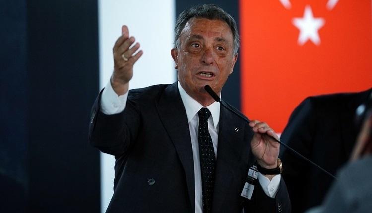 Beşiktaş divanında gergin anlar! Ahmet Nur Çebi