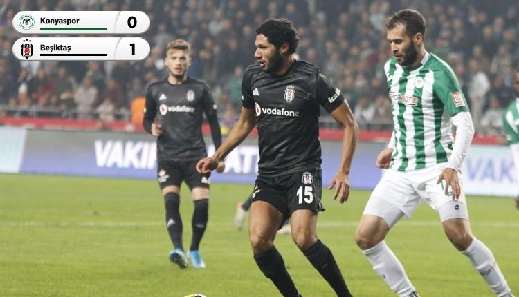 Beşiktaş, Konya'da Burak Yılmaz ile kazandı (İZLE)