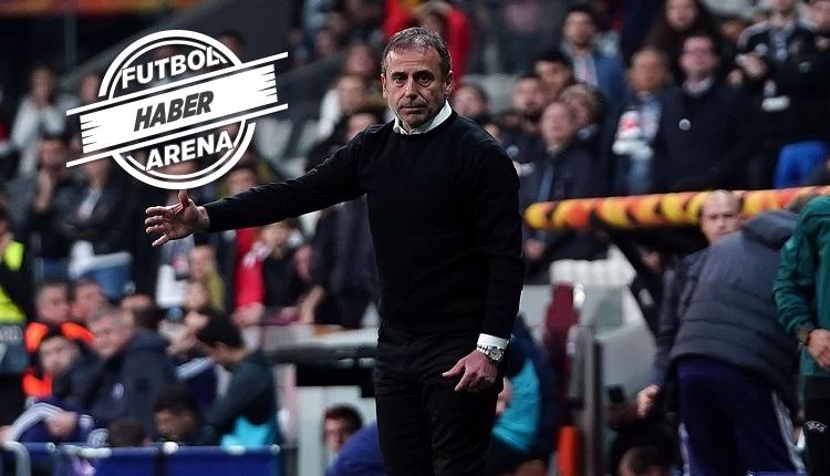 Beşiktaş maç sonu arbede! Abdullah Avcı: 'Rakip hocaya sorun!