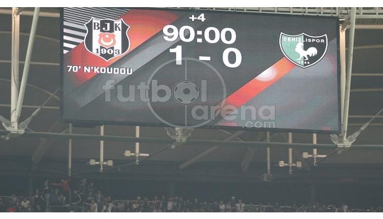 Beşiktaş'a uyarı: 'Seri güzel ama süreklilik yok'