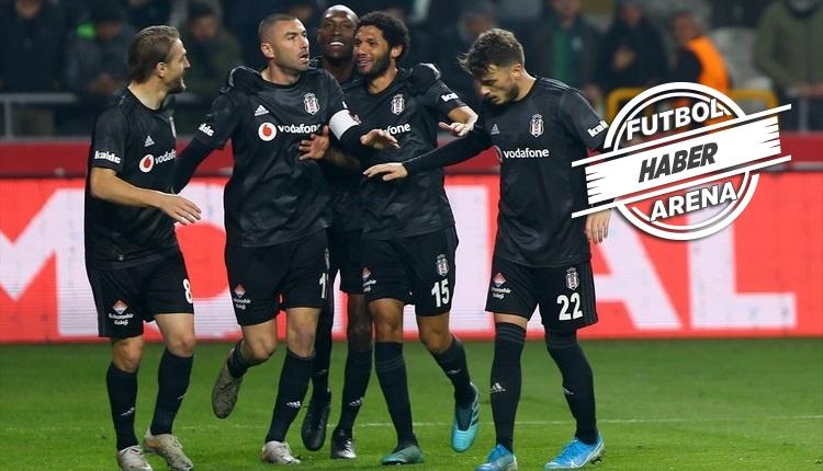 Beşiktaş'ın 6 maçlık dikkat çeken fikstürü