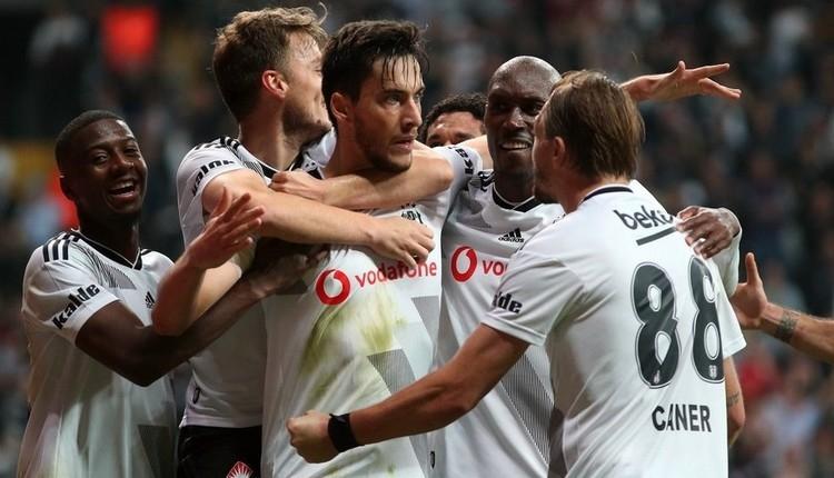 Beşiktaş'ın Antalyaspor kadrosu açıklandı