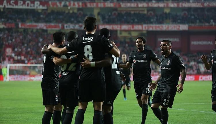Beşiktaş'ta Braga maçının kadrosu! 8 isim yok