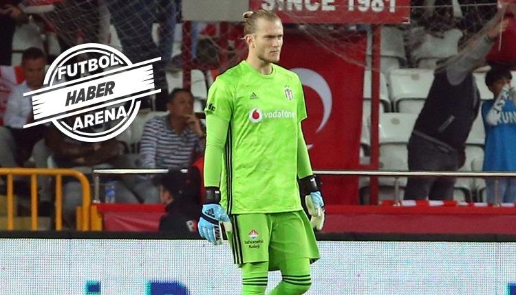 Beşiktaş'ta Loris Karius sevinci! Muhteşem performans