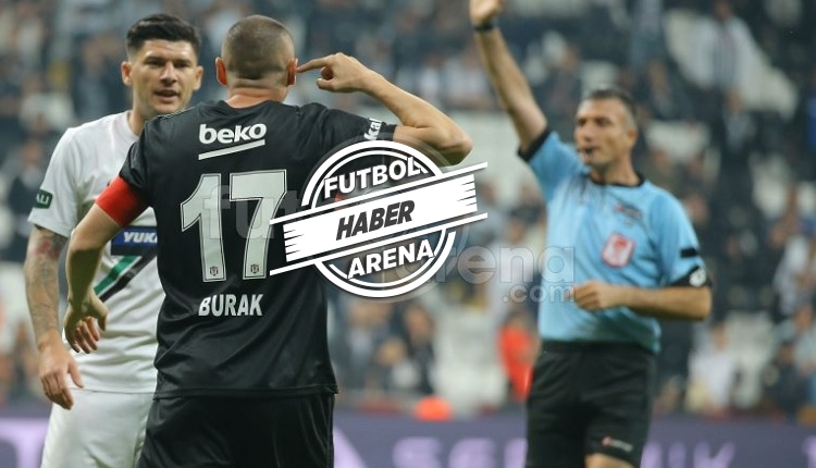 Beşiktaş'tan tepki: 'Adalet istiyoruz! Takipçisi olacağız!'
