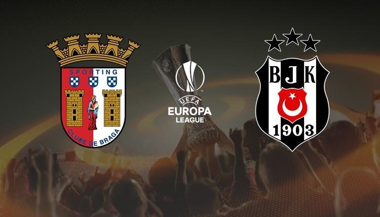 Braga - Beşiktaş canlı izle, Braga - Beşiktaş şifresiz İZLE (Braga - Beşiktaş beIN Sports canlı ve şifresiz İZLE)