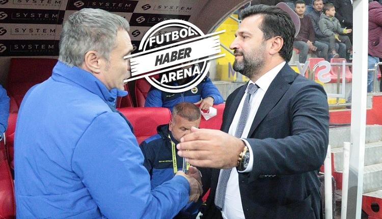 Bülent Uygun: 'Fenerbahçe'nin zaaflarına çalıştık'