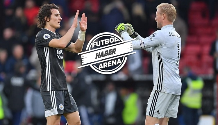 Çağlar Söyüncü'nün golü İZLE (Crystal Palace - Leicester City)