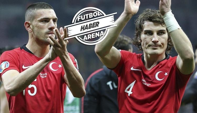 'Çağlar ve Merih Demiral'a kulüplerimiz iyi ki güvenmemiş'