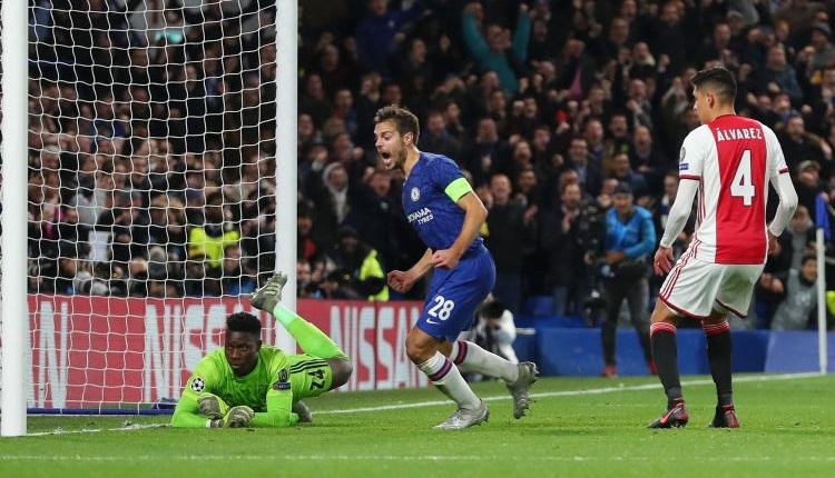 Chelsea 4-4 Ajax, beIN Sports maç özeti ve golleri (İZLE)