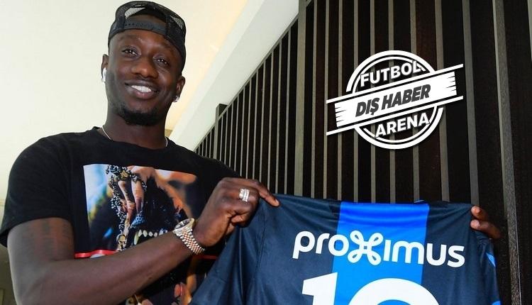 Club Brugge'da Diagne gelişmesi! Affetme kararı alındı
